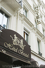 Hotel Bristol Republique Paris