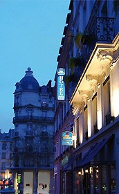 Hotel Best Western Empire Elysees Paris