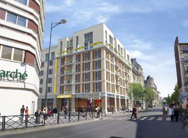 Hotel Paris : Photos Appart City Clichy – Hotel Paris France