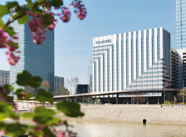 Hotel Novotel Paris La Defense Courbevoie