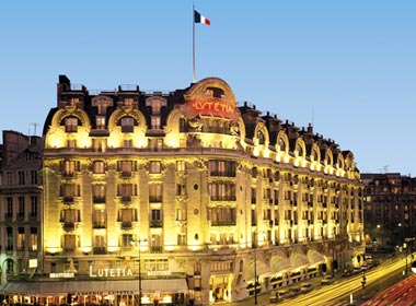 Hotel in paris hotel lutetia left bank paris hotels france - Restaurant le lutetia paris ...