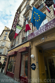Hotel des 3 Nations Paris