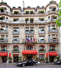 Hotel Astor Saint Honore Paris