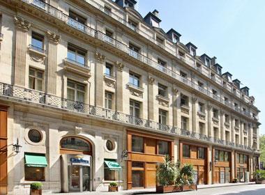 X Citadines Apart Hotel Opera Vendome ...