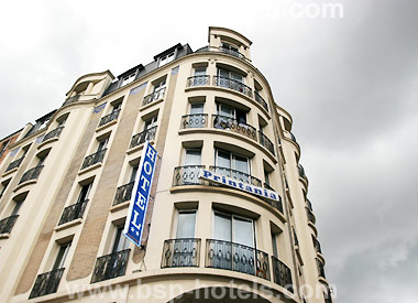 Paris Hipotel Printania