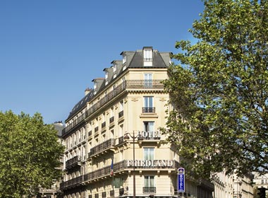 Hotel Champs Elysees Friedland Paris